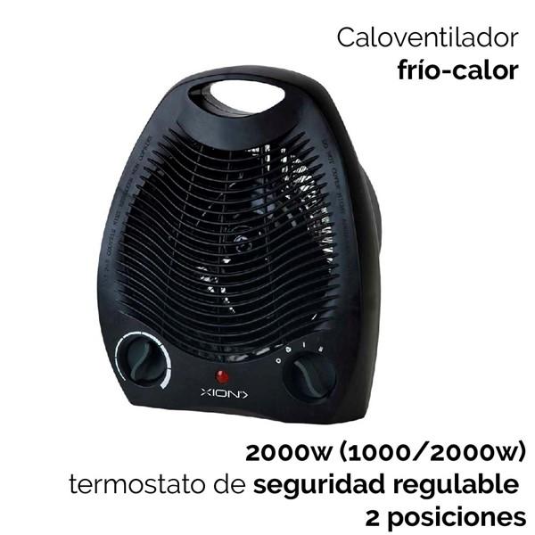 Imagen de Caloventilador XION Frio/Calor 2000W XI-ES10639247122598