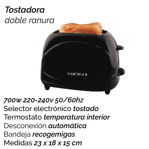 Imagen de TOSTADORA XION 2 PANES XI- TO2027730976461972